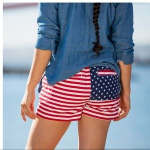 Women's Chubbies The Miss 'Mericas Size 4